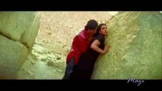 Shahrukh Kajol kisses