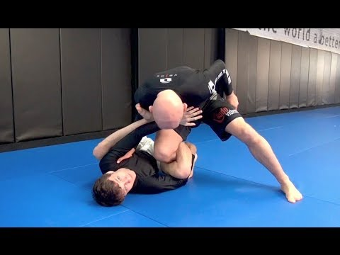 Reverse de la Riva Guard: A Step by Step Tutorial