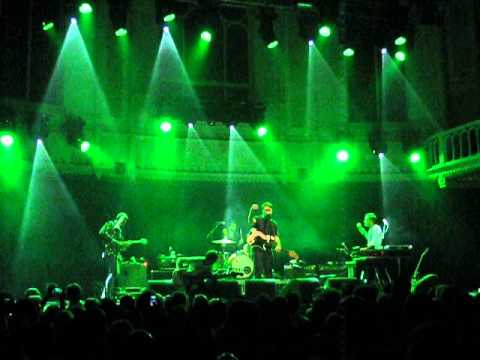Cold War Kids - Rubidoux, live Paradiso Amsterdam 1 May 2013
