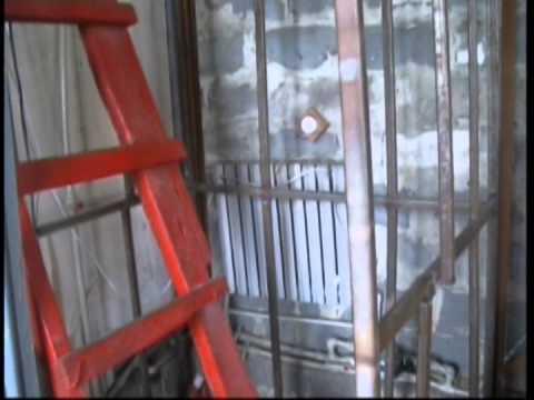 Самодельный лифт в дом