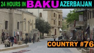 A Tourist&#039;s Guide to Baku, Azerbaijan
