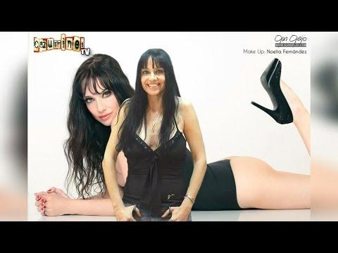 ENTREVISTA Beatriz Rico EN CAZURRINES TV