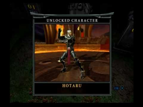 Mortal Kombat Deception - How To Unlock Hotaru
