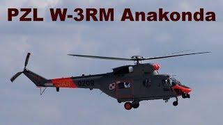 PZL W-3RM Anakonda, Pardubice Airshow, 2018