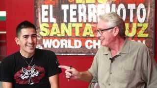 Leo Santa Cruz Exclusive Interview