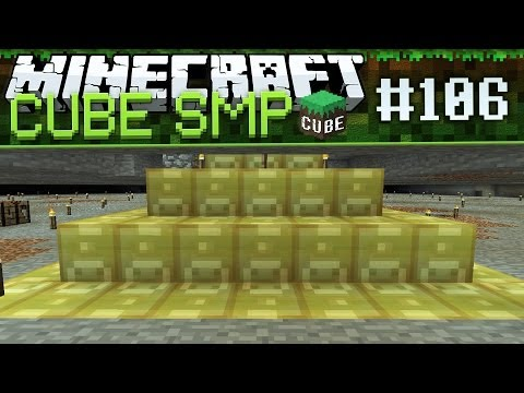 Minecraft Cube Smp: Gold Farm! - Ep 106 video