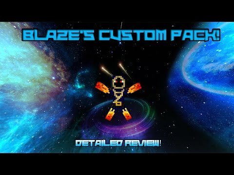 Minecraft Custom 1.7.9 PVP Texture/Resource Pack Review ~ Low Fire ~, Custom Particles!!
