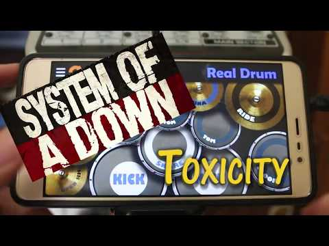 System Of A Down - Toxicity (Real Drum Cover by Reiza)