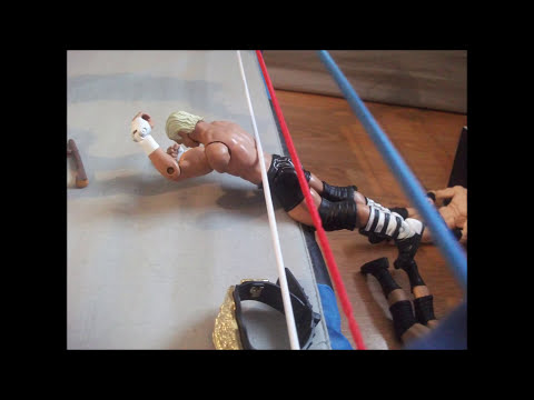 WWE Figurines : 20-Man Battle Royal