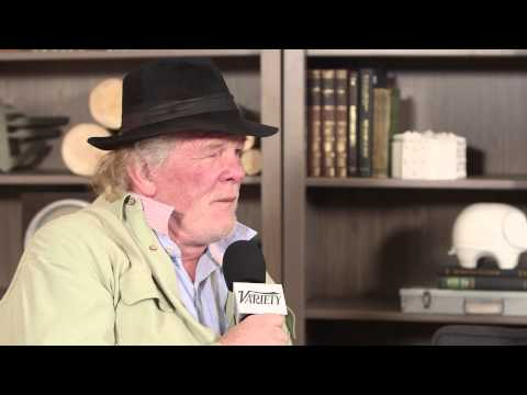 Robert redford on getting choked up before viewing a walk in woods
