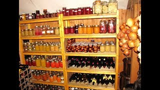 The many ways of preserving food at home