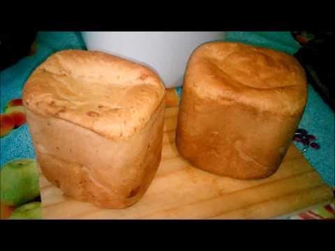 Хлебопечь Binatone BM-2169 - готовим Домашний хлеб