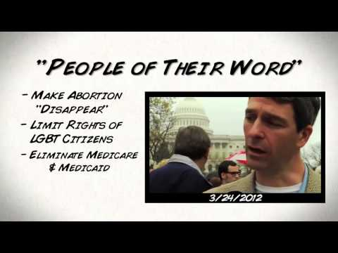 Ken Cuccinelli: A Man Of His Word... EXTREME