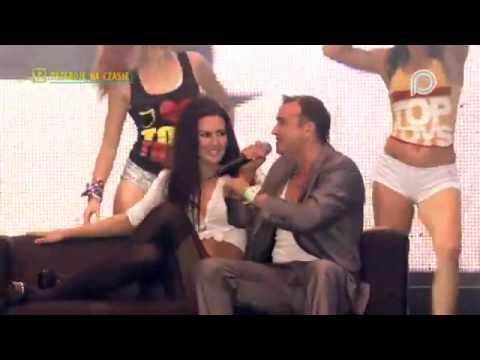 Weekend - Ona Tańczy Dla Mnie (ostróda 2013) video