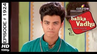 Balika Vadhu - 18th June 2015 - बालिका वधु - Full Episode (HD)