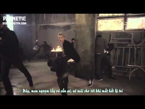 [vietsub][mv] Exo - Wolf + Growl Full Drama Version ( Korean Ver ) video