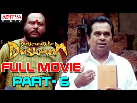 Dushmano Ka Dushman Hindi Full Movie Part 6/11 - Nitin,Hansika Motwani