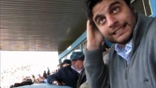 Hincha Rabioso En El Estadio Centenario