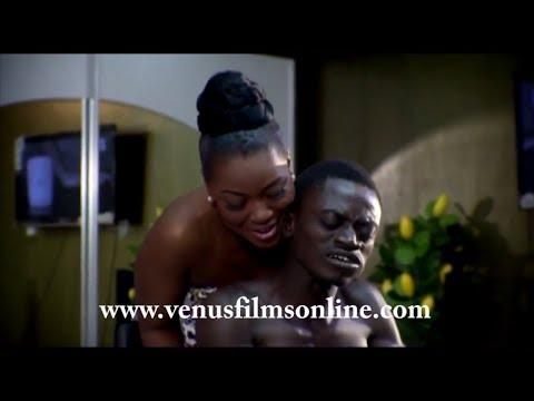 Kwadwo Nkansah And Jackie Appiah Romancing (venus Fims Production) Bachelors --lil Win,jackie Appiah video