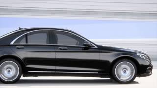 2014 Mercedes-Benz S Class Luxury and Safety Features