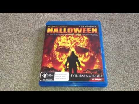 Halloween (2007) (The directors cut) Blu-ray