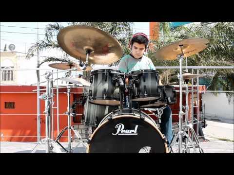 Los Claxons - Los Claxons-Drum cover