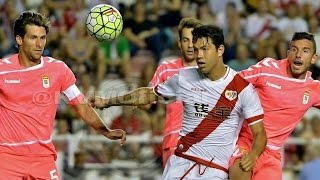 @RVMOficial Trofeo de Vallecas 2015 Rayo 1- Real Oviedo 1