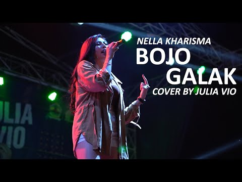 Download BOJO GALAK - PENDHOZA COVER BY JULIA VIO Mp4 baru