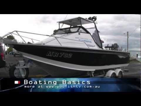 TILT and TRIM explained - Bar Crusher Boating Basics - TILT and TRIM explained.