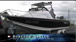 TILT AND TRIM EXPLAINED - Boating Basics