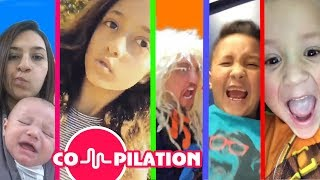 FUNnel Vision, Doh Much Fun, FGTEEV Lip Singing Compilation: Cute & Funny Short Music Video Clips