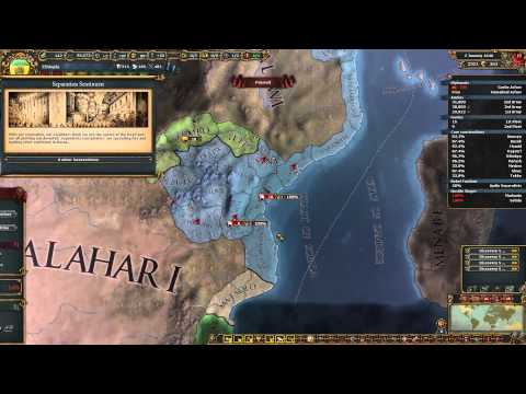 Ethiopia (Ironman) EU4 Common Sense Ep40 - War in the Arabian Peninsula