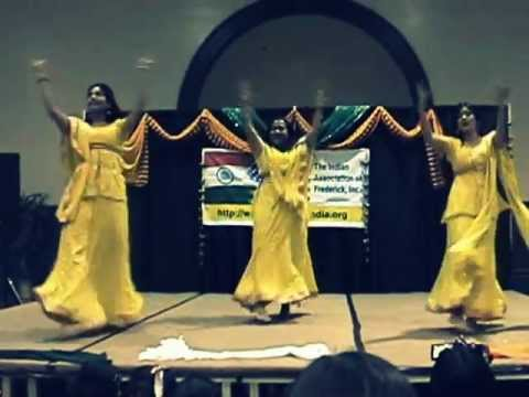Desh Rangeela Performance - Arya Dance Academy