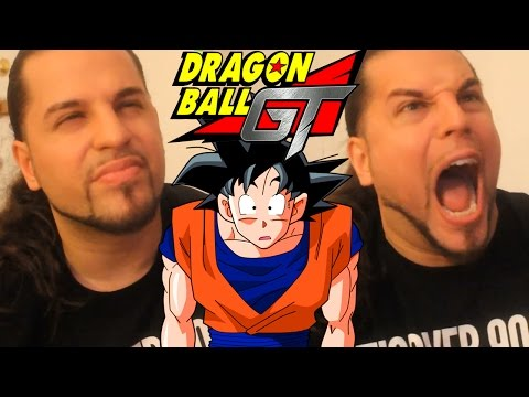 My Thoughts While Watching Dragon Ball GT