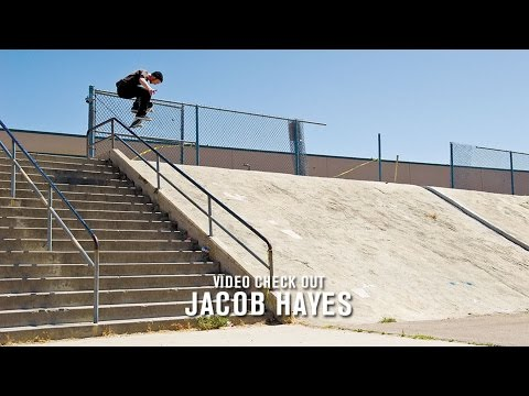 Video Check Out: Jacob Hayes