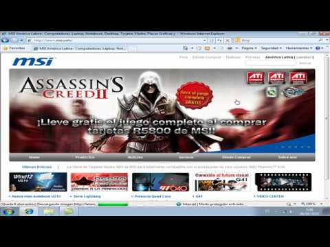 Como Descargar Drivers - MSI - ASUS - ELITEGROUP