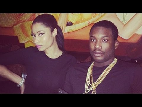 Nicki Minaj Talks New BF Meek Mill??