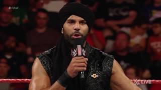 Jack Swagger vs Jinder Mahal Raw, 12/09/2016