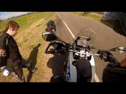BMW GS650 - Test ride