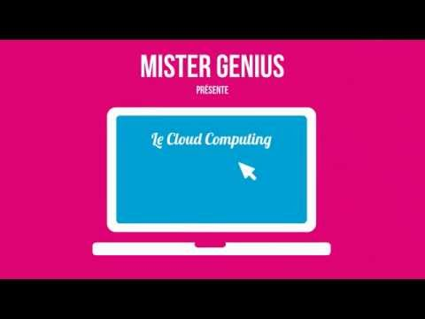 Le Cloud - Mister Genius - Services Informatiques
