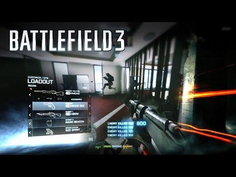 Battlefield 3 Roundtage: Aggressive recon