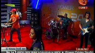 Hidoy khan 2012 Eid live show