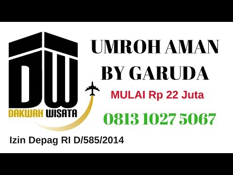 Video umroh februari 2018 bersama travel