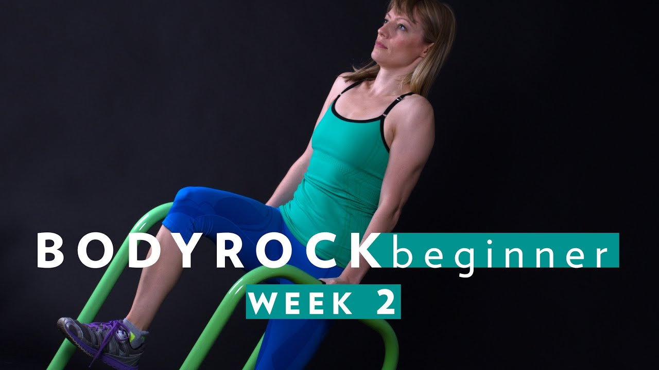Workout Beginners Bodyrock Bodyrock Beginner | Workout 2