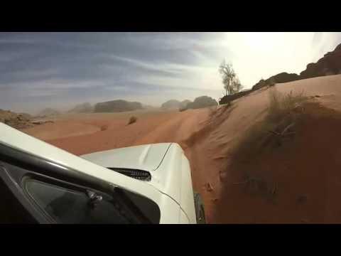 wadi rum truck blog