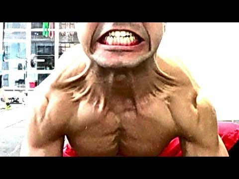 Monster Neck Workout | | for UFC MMA Fighter | Monster Hals/Nacken Training |Farid Berlin Image 1