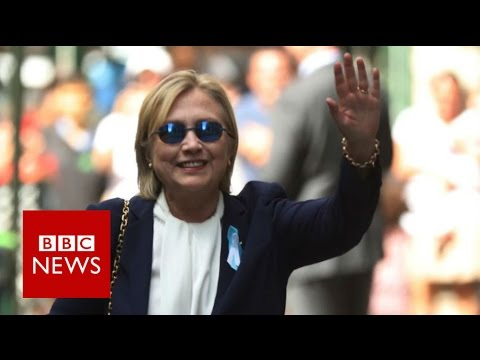 Hillary Clinton health: US voters want a 'healthy president' - BBC News