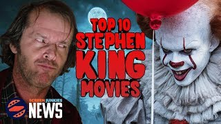 """Where Does """"IT"""" Fall In The Top 10 Stephen King Movies? - Special Features"""