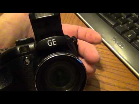 GE x500 digital camera review kinda