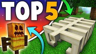 Top 5 Rarest Structures In Minecraft